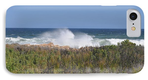 Sea Spray IPhone Case by Linda Ferreira
