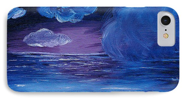 Sea Storm Phone Case by Jera Sky