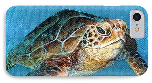 Sea Turtle 1 Of 3 IPhone Case