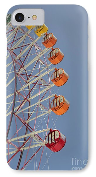 Seacle Ferris Wheel IPhone Case by Andy Smy
