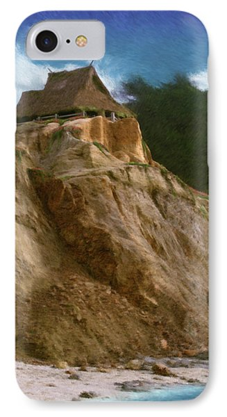 Seacliff House IPhone Case