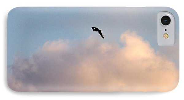 IPhone Case featuring the photograph Seagull's Sky 3 by Jouko Lehto