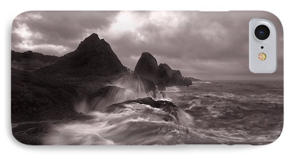Seal Rock Thunder IPhone Case