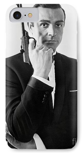 Sean Connery (1930-) IPhone 7 Case by Granger