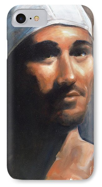 Sean IPhone Case by Diane Daigle