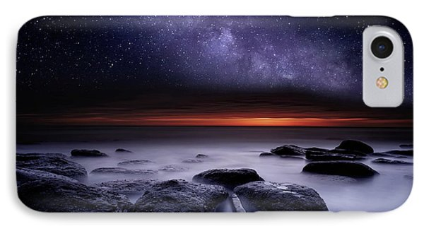 IPhone Case featuring the photograph Search Of Meaning by Jorge Maia