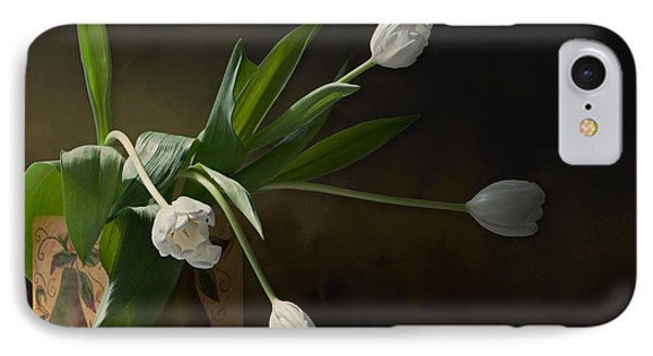 Searching For A Dutch Master IPhone Case by Maggie Terlecki