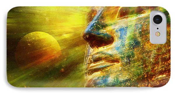 Searching For Buddha IPhone Case
