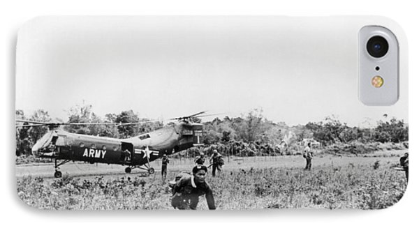 Searching For Viet Cong IPhone Case by Underwood Archives