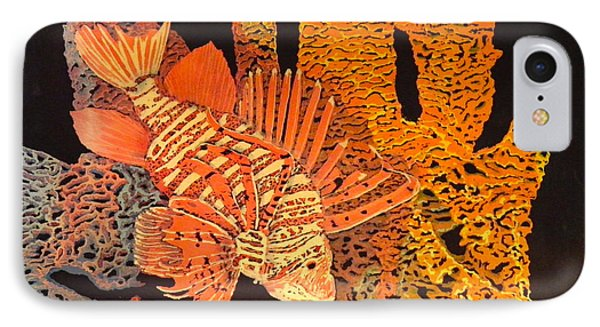 Searching IPhone Case by Terry Honstead