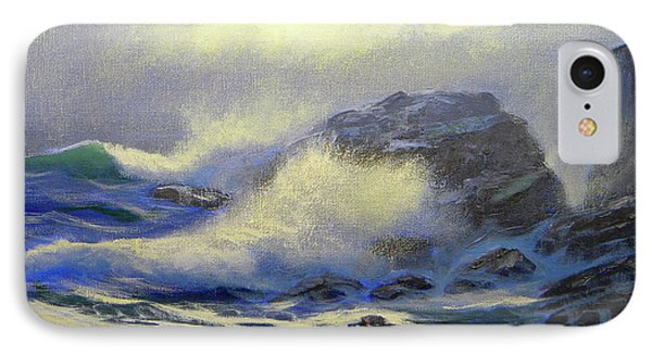 Seascape Study 8 Phone Case by Frank Wilson