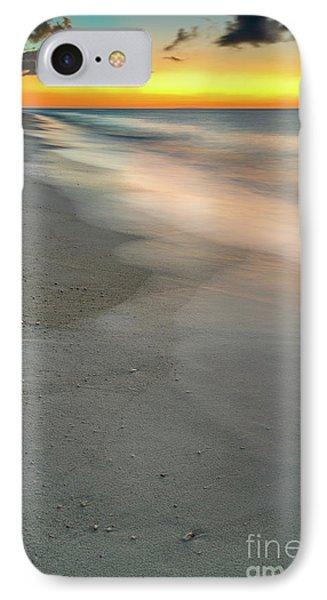 Seascape Sunset Boracay IPhone Case by Adrian Evans
