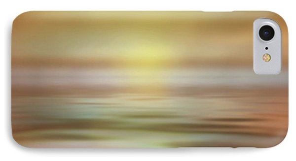 IPhone Case featuring the photograph Seascape by Tom Mc Nemar
