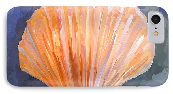 Seashell I Phone Case by Jai Johnson