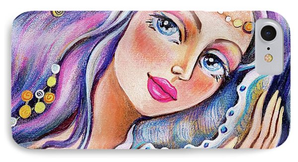 Seashell Reverie IPhone 7 Case