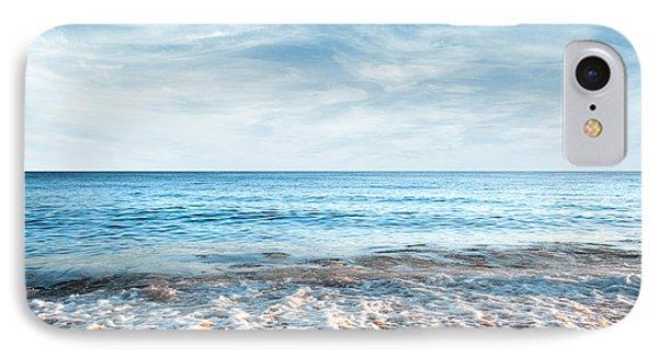 Shore iPhone 7 Case - Seashore by Carlos Caetano