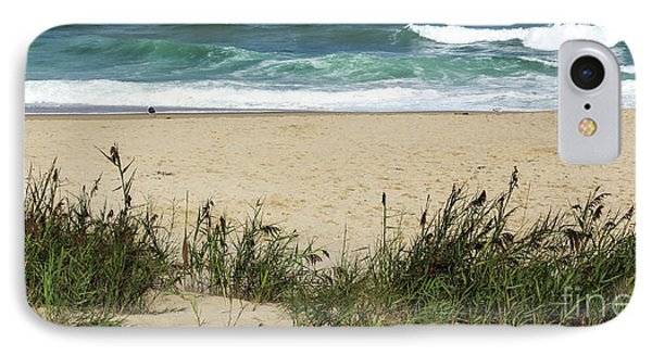 IPhone Case featuring the photograph Seashore Retreat by Michelle Wiarda