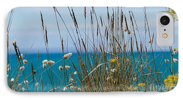 Seaside Grasses IPhone Case by James Johnson