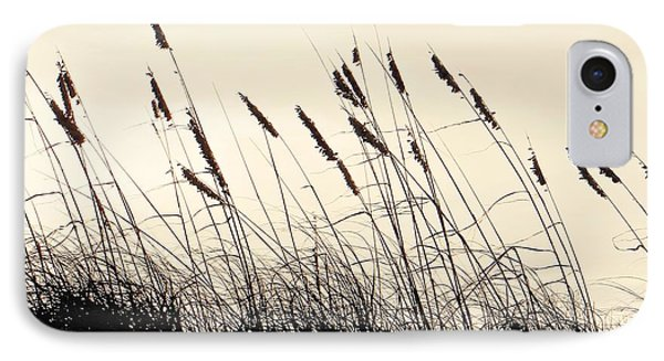 Seaside Oats IPhone Case by Joy Hardee