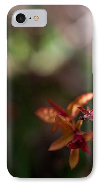 IPhone Case featuring the photograph Seasons Beginning by Cherie Duran