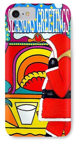 Seasons Greetings 16 Phone Case by Patrick J Murphy