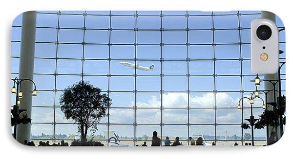 Seatac Airport K088 Phone Case by Yoshiki Nakamura