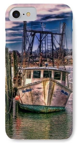 Seaworthy II Bristol Rhode Island IPhone Case by Tom Prendergast