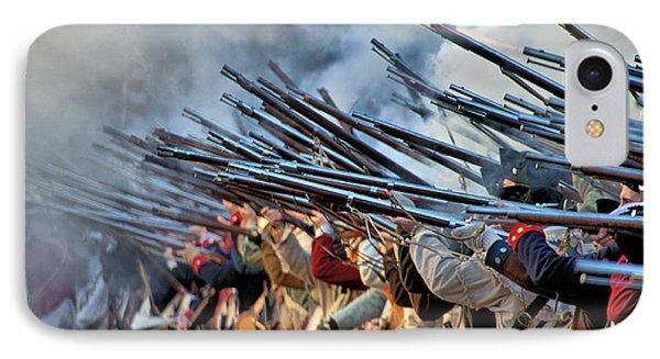 Second Battle Of Trenton IPhone Case by Steven Richman
