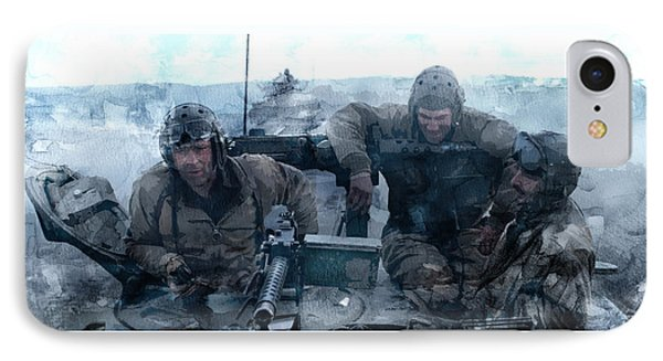 Second World War 0 IPhone Case