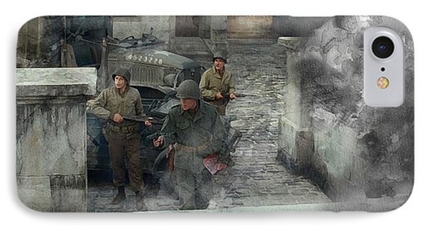 Second World War 088576 IPhone Case