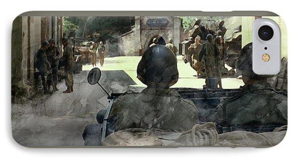 Second World War 08895 IPhone Case