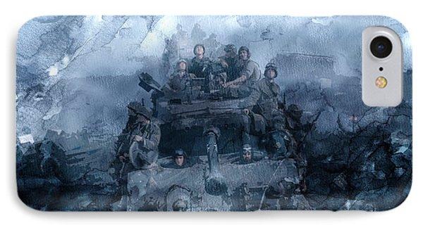 Second World War 10 IPhone Case