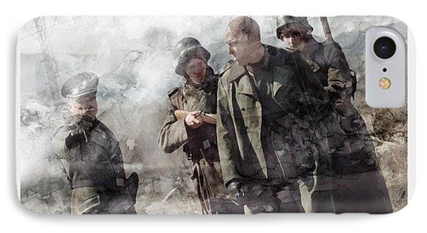 Second World War 141 IPhone Case