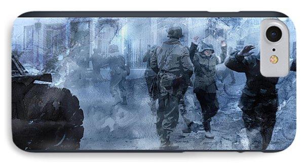 Second World War 16 IPhone Case