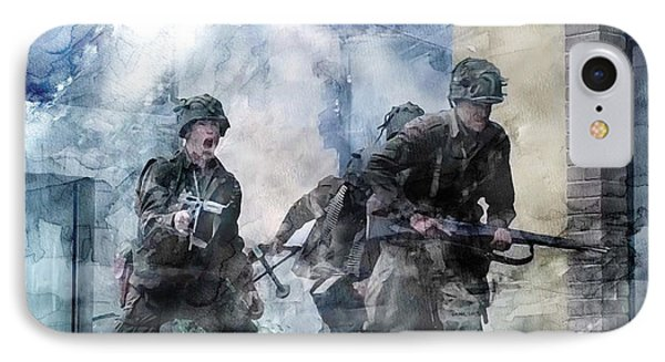 Second World War 181 IPhone Case
