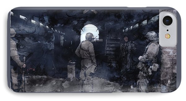 Second World War 25 IPhone Case
