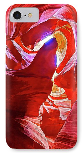 Secret Canyon 1 IPhone Case by ABeautifulSky Photography