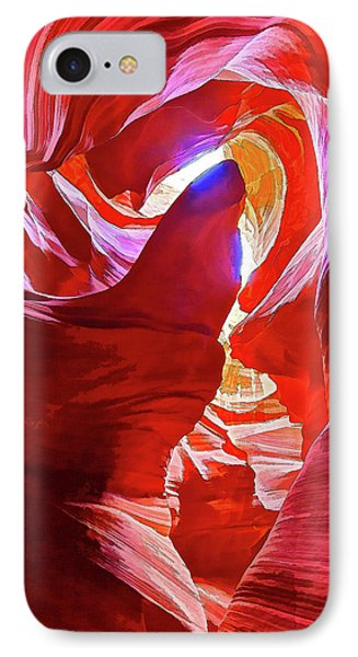 IPhone Case featuring the photograph Secret Canyon 1 by ABeautifulSky Photography