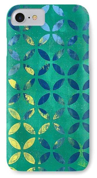 Secret Garden IPhone Case by Lisa Noneman