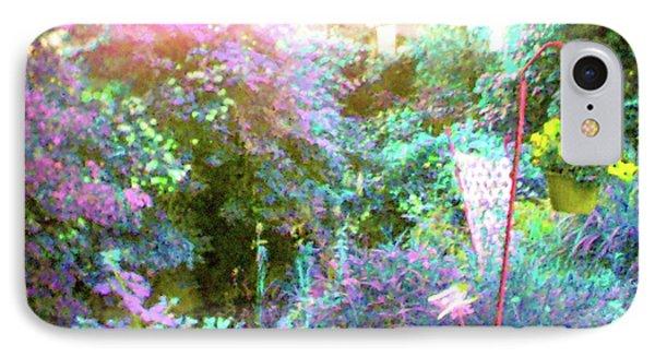 IPhone Case featuring the photograph Secret Garden by Susan Carella