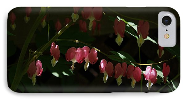 IPhone Case featuring the photograph Secret Hearts by Margie Avellino