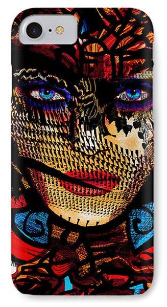 Secret Love IPhone Case by Natalie Holland