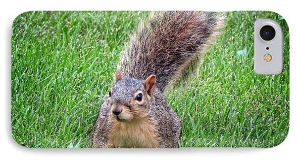 Secret Squirrel IPhone Case