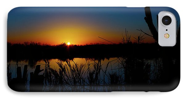 Secret Sunset IPhone Case by Mark Andrew Thomas