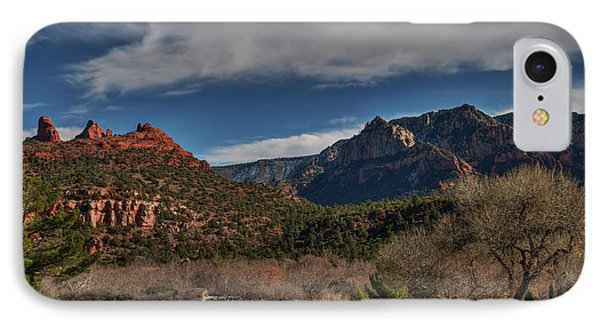 IPhone Case featuring the photograph Sedona Arizona 001 by Lance Vaughn