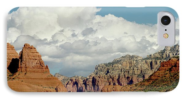 Sedona Arizona IPhone Case by Bill Gallagher