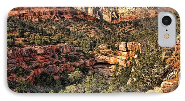 Sedona Arizona Ix IPhone Case