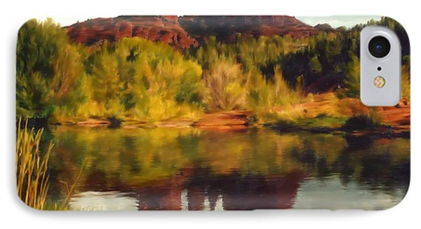 Sedona IPhone Case by Kurt Van Wagner