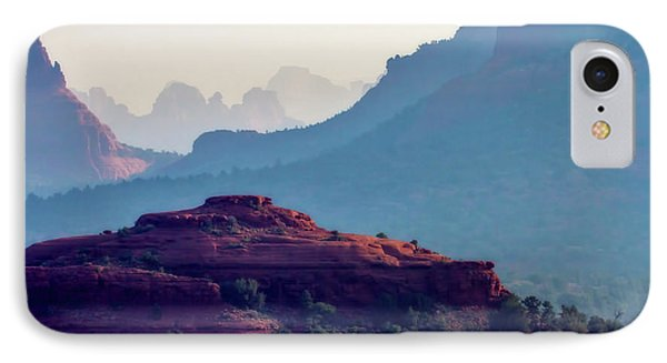 Sedona Mountains 1 IPhone Case