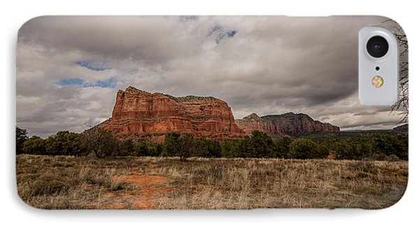 IPhone Case featuring the photograph Sedona National Park Arizona Red Rock 2 by David Haskett